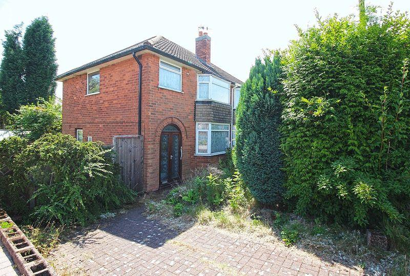 3 Bedrooms Semi Detached House for sale in South View Road, NORTHWAY, SEDGLEY