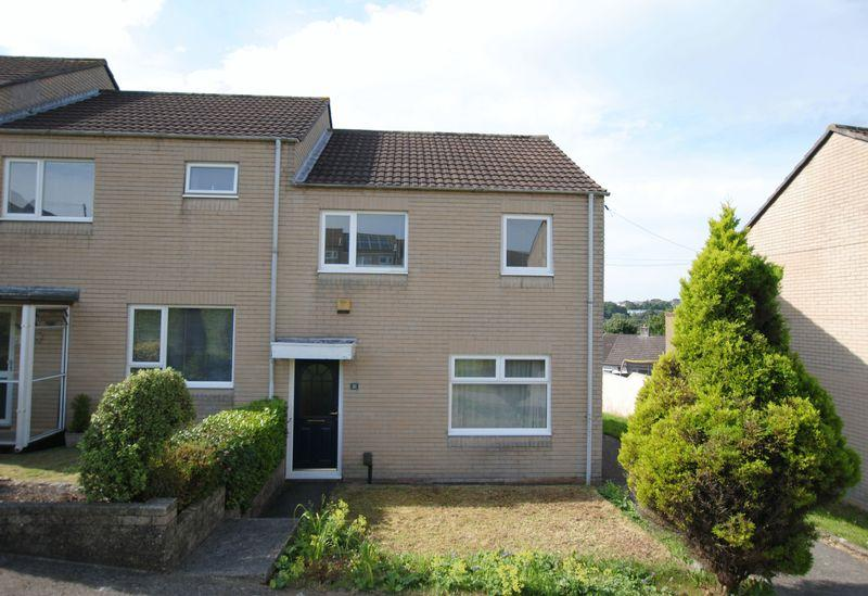 2 Bedrooms End Of Terrace House for sale in Northampton Close, Plymouth