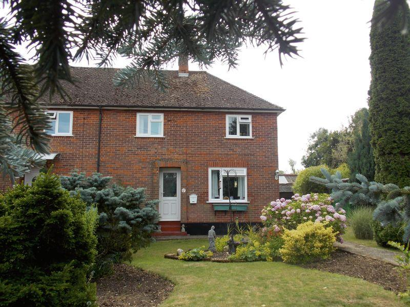 3 Bedrooms Semi Detached House for sale in Hunston Road, Badwell Ash