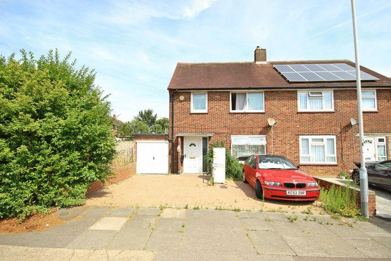 3 Bedrooms Semi Detached House for sale in Wilsden Avenue, Luton