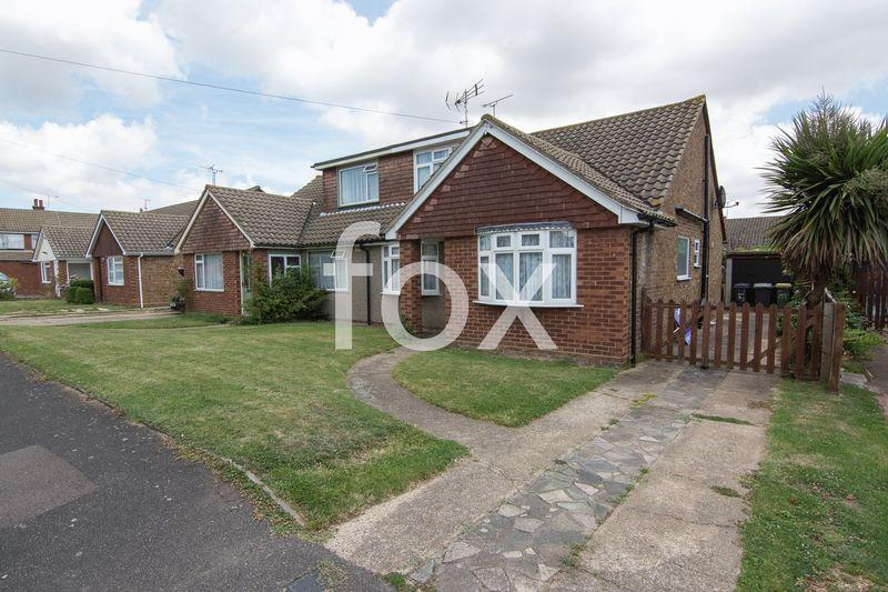 4 Bedrooms Semi Detached House for sale in Braxted Close, Rochford