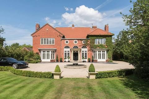 5 bedroom detached house for sale - Harlea Lodge, The Grove, Gosforth