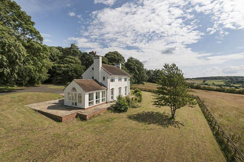 6 Bedrooms Detached House for sale in Quarry House, Rudchester, Heddon-On-The-Wall