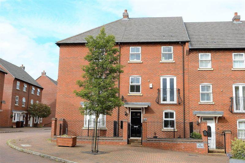 5 Bedrooms Terraced House for sale in Montgomery Road, Earl Shilton, Leicestershire