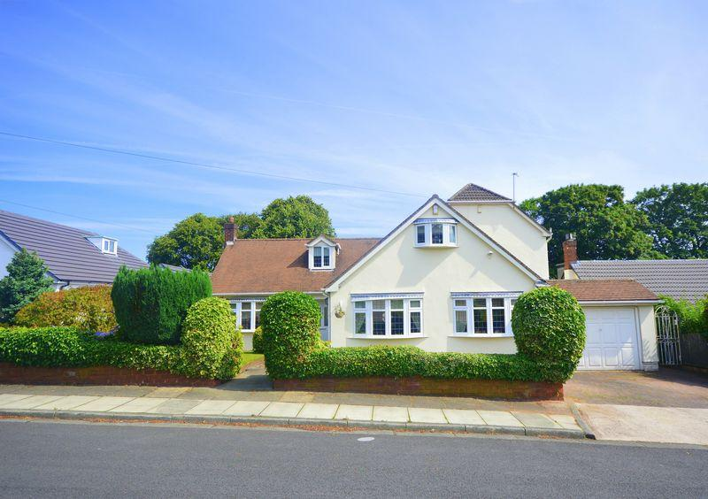 3 Bedrooms Detached House for sale in Bower Road, Woolton