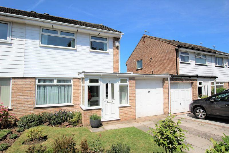 3 Bedrooms Semi Detached House for sale in 31 Denning Drive, Irby