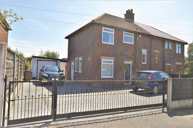 3 Bedrooms Semi Detached House for sale in Melrose Avenue, Littleborough