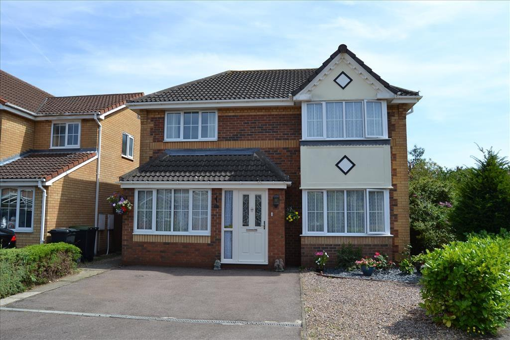 4 Bedrooms Detached House for sale in Coltsfoot, Biggleswade, SG18