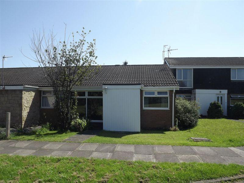 2 Bedrooms Bungalow for sale in Winster Place, Cramlington