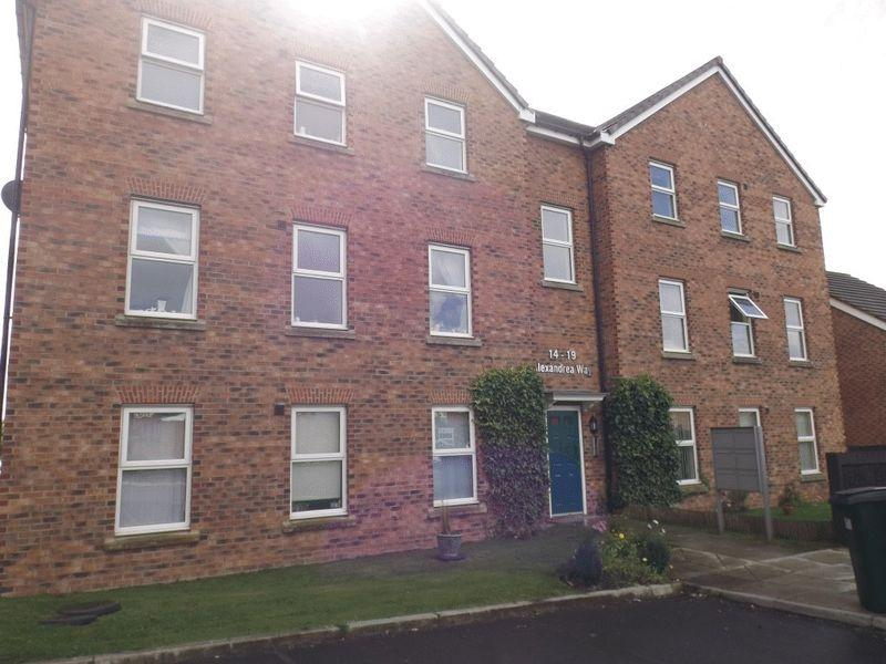 2 Bedrooms Apartment Flat for sale in Alexandrea Way, Wallsend - Two Bedroom Ground Floor Apartment