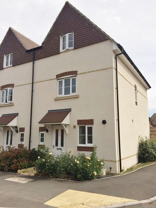 3 Bedrooms Semi Detached House for sale in Whittington Crescent, Wantage