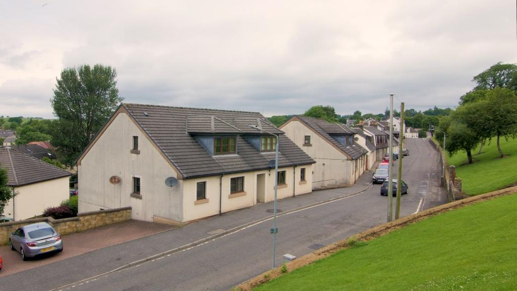 3 Bedrooms Maisonette Flat for sale in North Street, Strathaven, South Lanarkshire, ML10 6JL