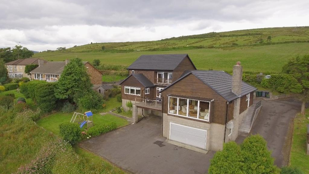 4 Bedrooms Detached House for sale in Argyll Road, Kilcreggan, Argyll BUte, G84 0JW