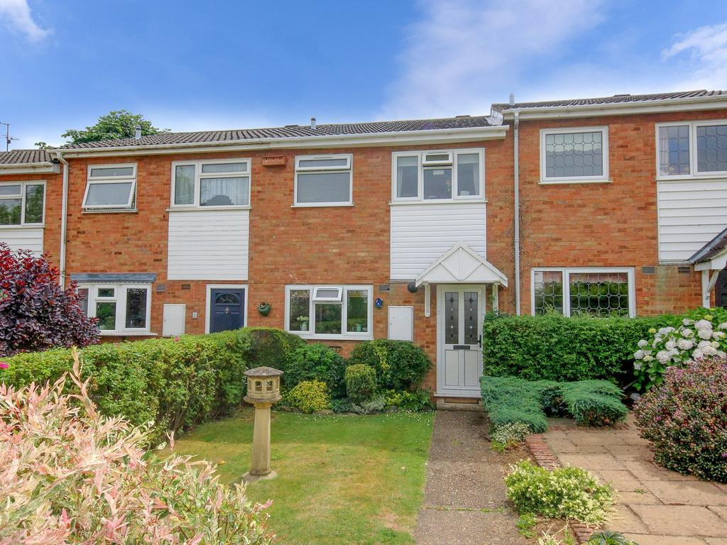 2 Bedrooms Terraced House for sale in Raven Walk, Flitwick, MK45