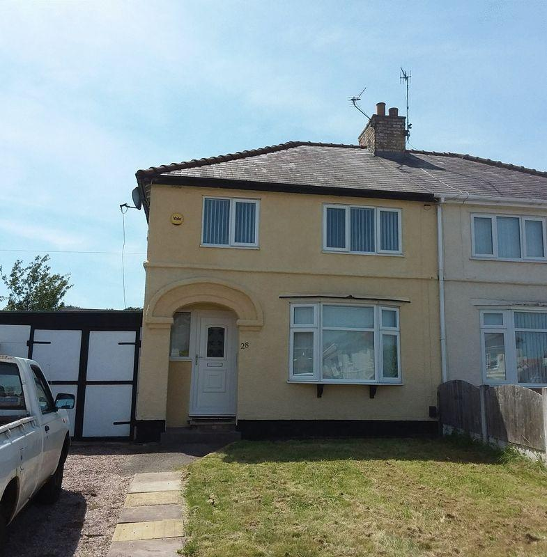 3 Bedrooms Semi Detached House for sale in Woodland Road, Wirral