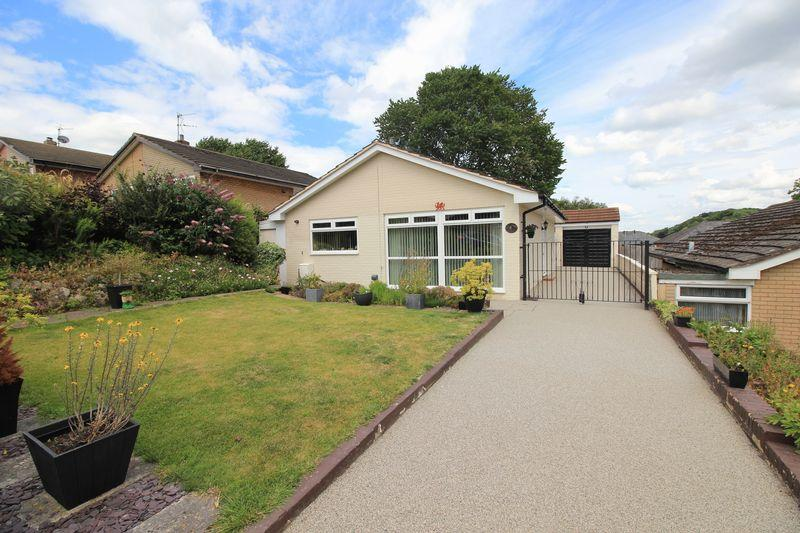 2 Bedrooms Detached Bungalow for sale in Thornhurst Avenue, Oswestry