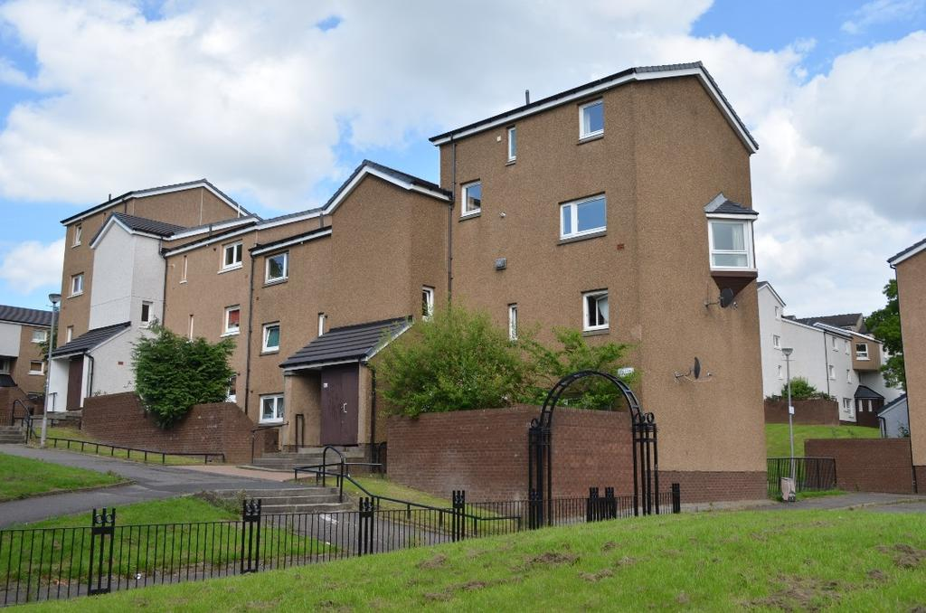 3 Bedrooms Duplex Flat for sale in Ark Lane, Flat 2/2, Dennistoun, Glasgow, G31 2NG