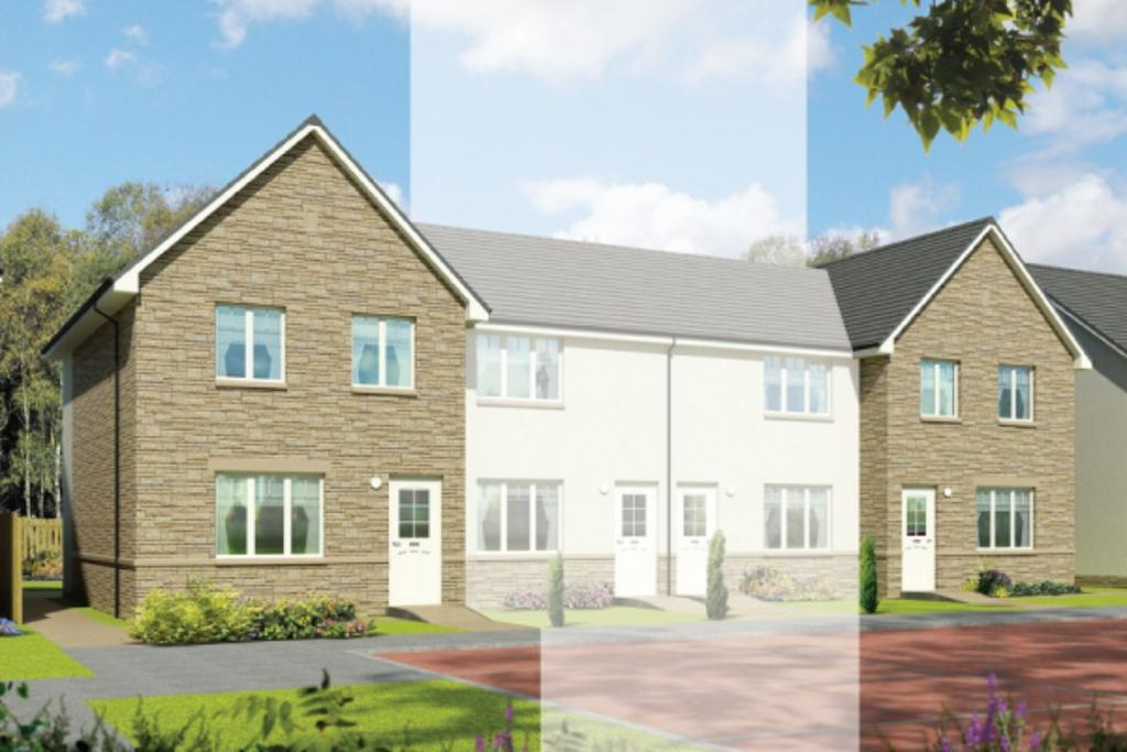 3 Bedrooms End Of Terrace House for sale in Plot 17 Kintail, Oaktree Gardens, Alloa Park, Alloa, Stirling, FK10 1QY