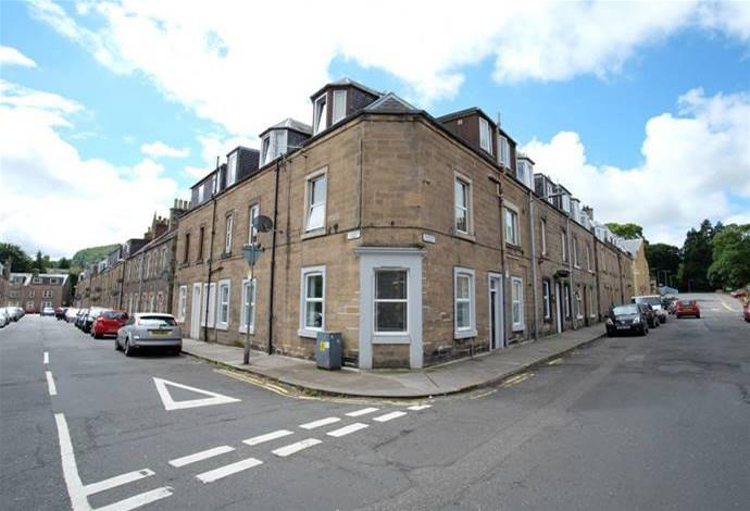 2 Bedrooms Flat for sale in 20 Livingstone Place, Galashiels, TD1 1ED