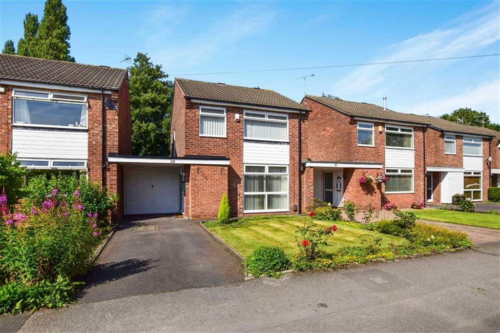 3 Bedrooms Link Detached House for sale in Woodcote Road, Timperley, Cheshire, WA14