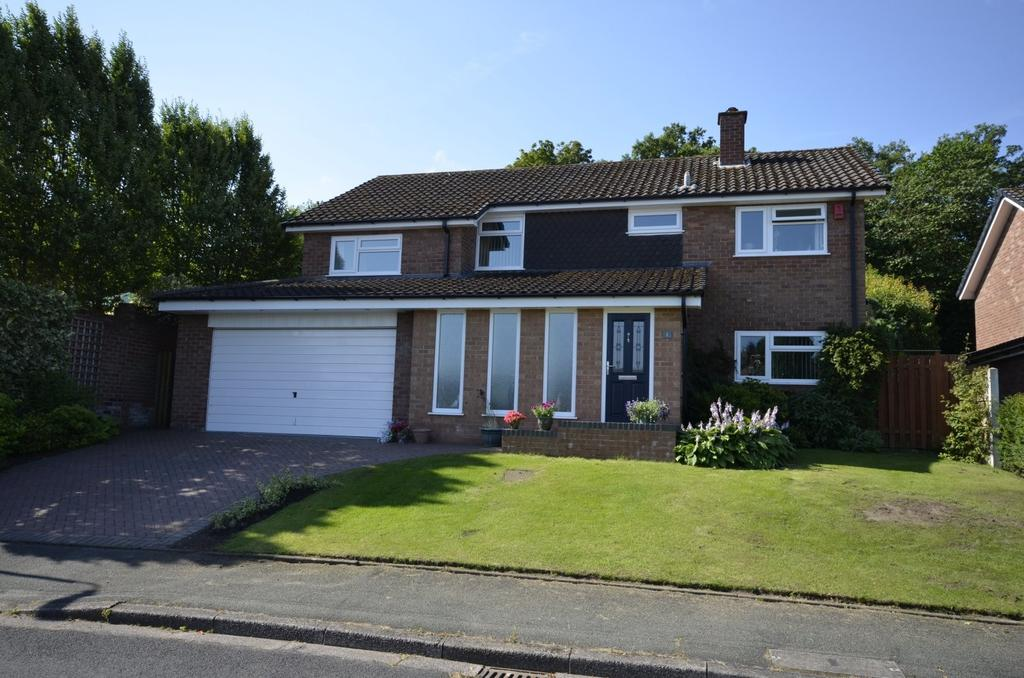 4 Bedrooms Detached House for sale in Malvern Drive, Altrincham