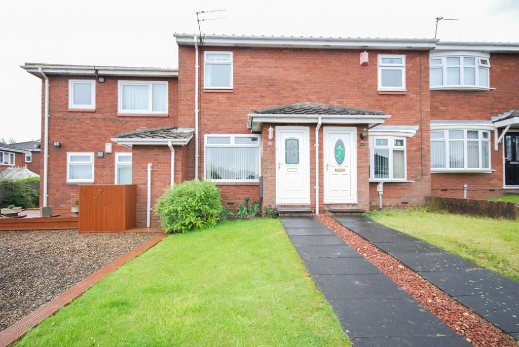 2 Bedrooms Terraced House for sale in Eastcombe Close, Boldon Colliery