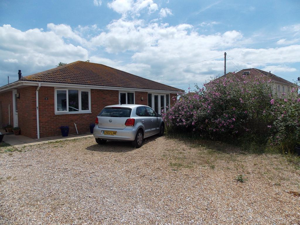 2 Bedrooms Detached Bungalow for sale in The Yard, Ambleside Avenue, Telscombe Cliffs, East Sussex