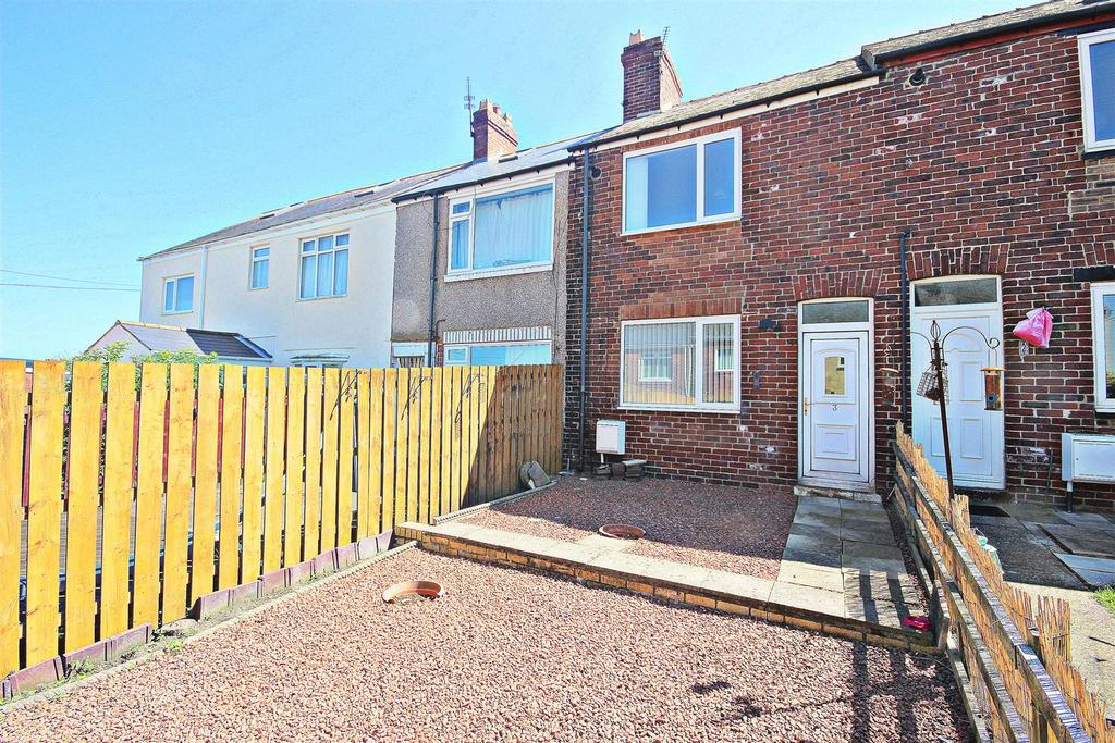 2 Bedrooms Terraced House for sale in Poplar Street, Sacriston, Durham
