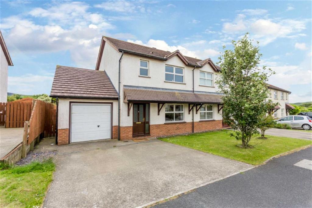 3 Bedrooms Semi Detached House for sale in Aspen Drive, Peel, Isle of Man
