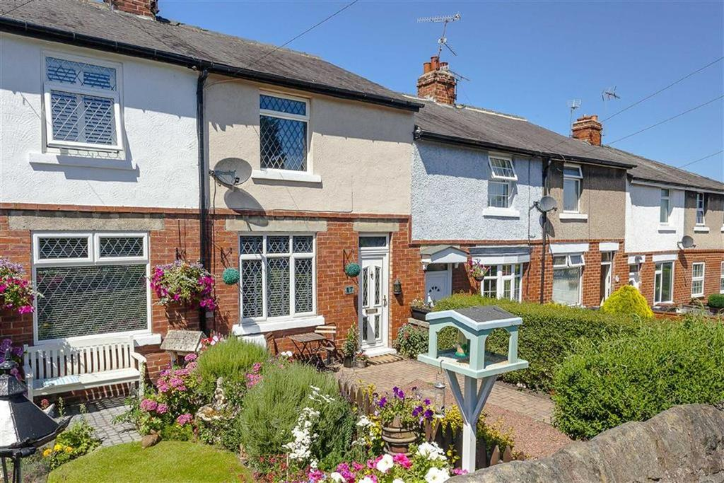 2 Bedrooms Terraced House for sale in Bachelor Gardens, Harrogate, North Yorkshire