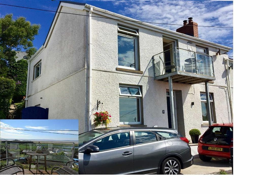 3 Bedrooms Semi Detached House for sale in Myrtle Hill, Pwll, Llanelli