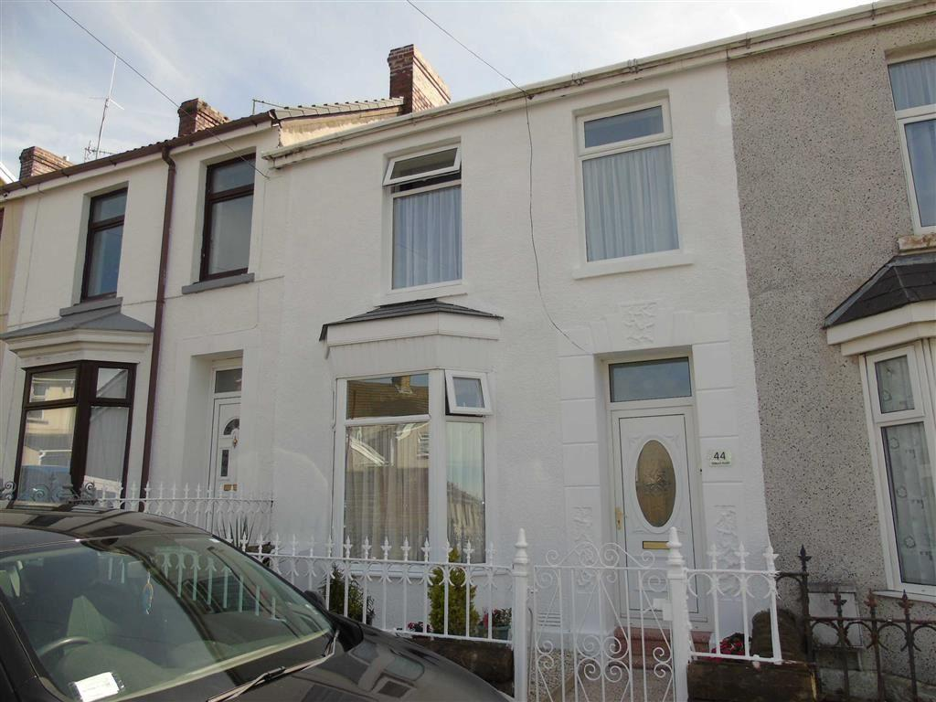 3 Bedrooms Terraced House for sale in Gilbert Road, Llanelli