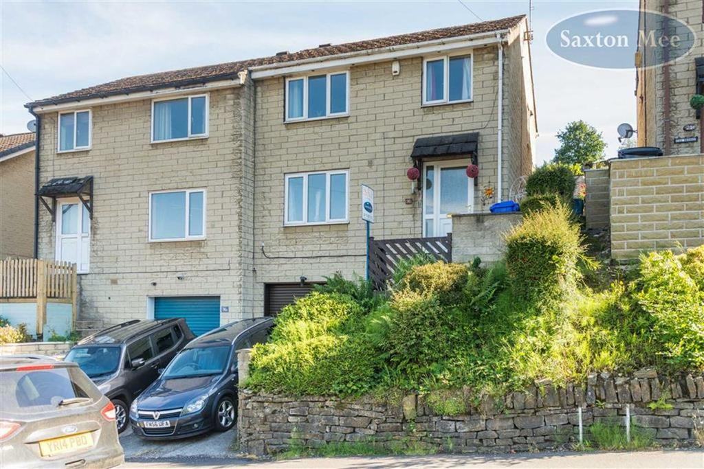 3 Bedrooms Semi Detached House for sale in Haywood Lane, Deepcar, Sheffield, S36