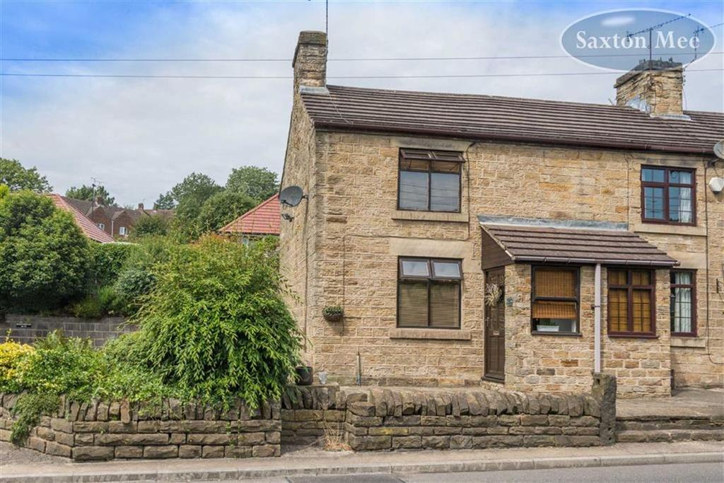 1 Bedroom End Of Terrace House for sale in Main Road, Wharncliffe Side, Sheffield, S35