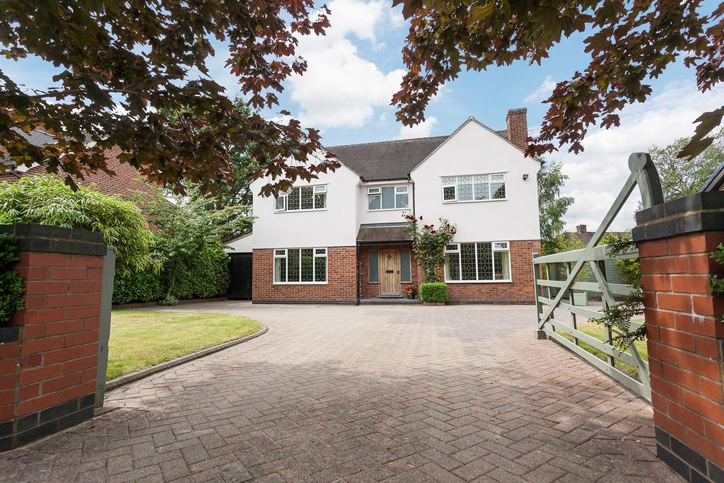 4 Bedrooms Detached House for sale in Middlewich Road, Lower Peover, Knutsford