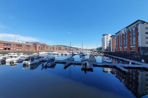 1 bedroom apartment to rent - Meridian Wharf, Trawler Road, Swansea. SA1 1LB