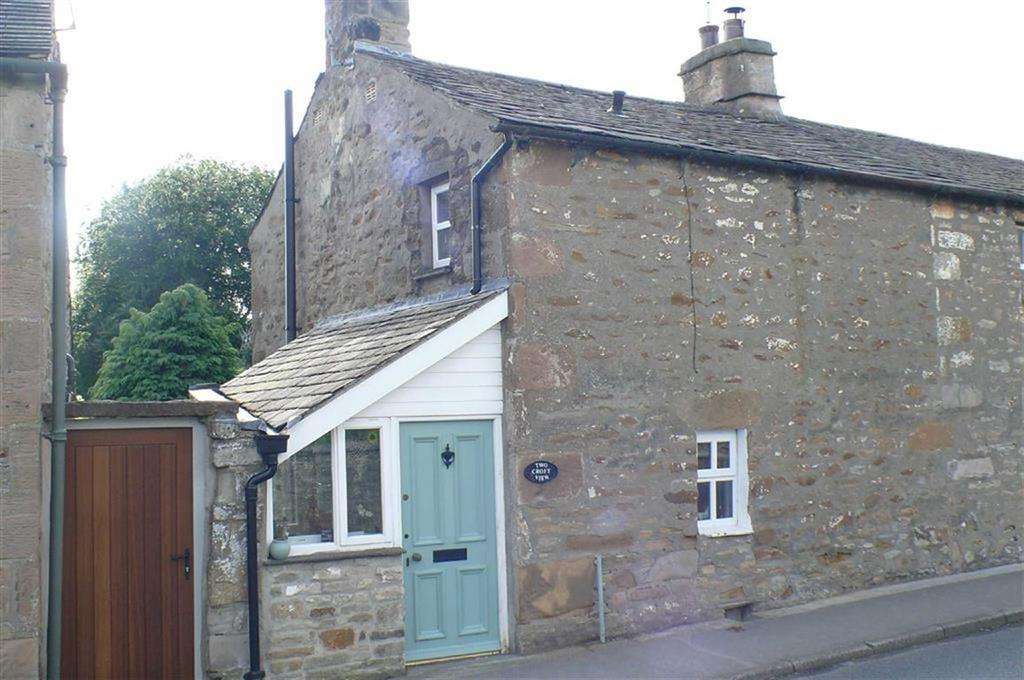 2 Bedrooms Cottage House for sale in Croft View, Whittington
