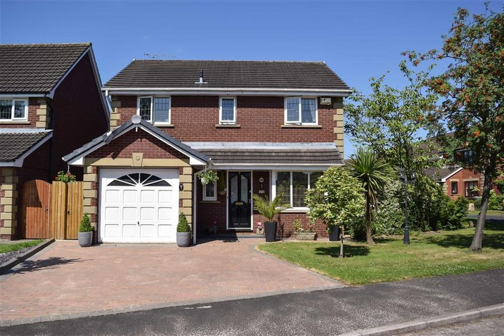4 Bedrooms Detached House for sale in Barrington Drive