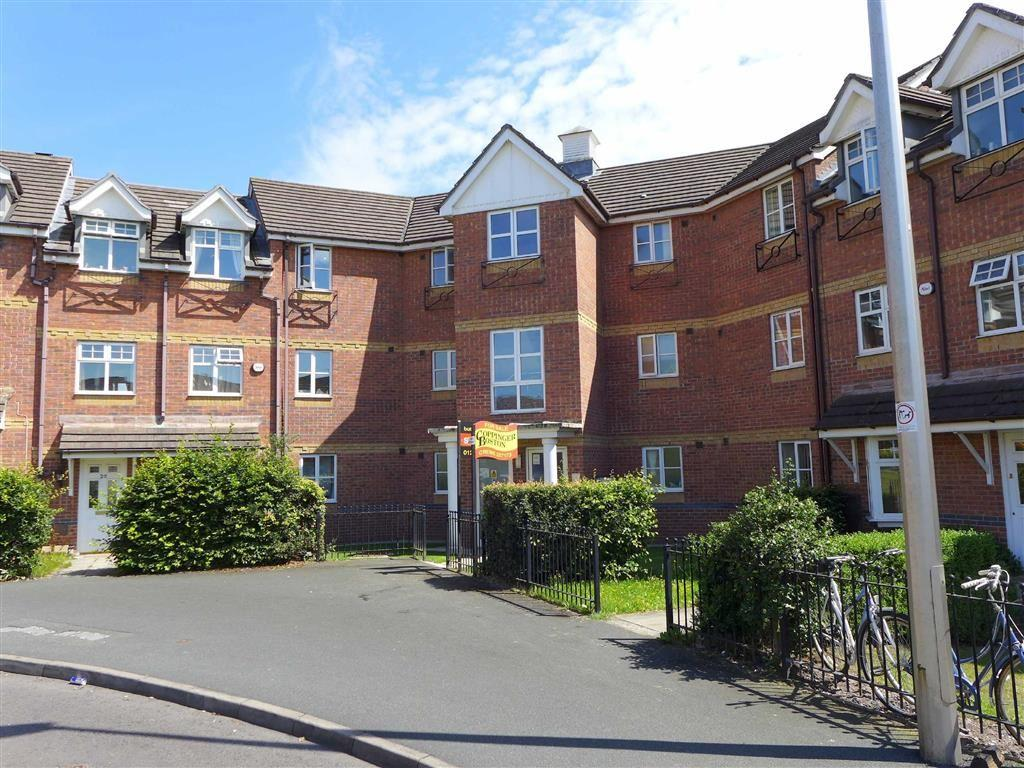 2 Bedrooms Apartment Flat for sale in Chassagne Square, Leighton, Crewe