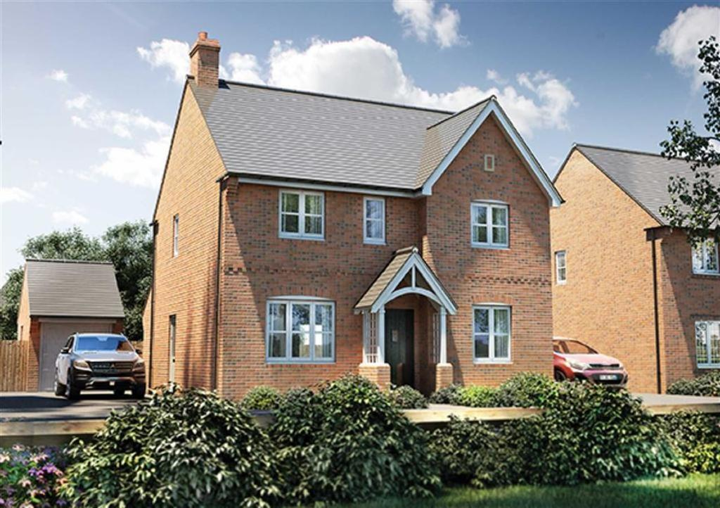 4 Bedrooms Detached House for sale in Southam Grange, Banbury Road, Southam