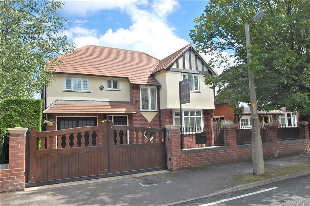 4 Bedrooms Detached House for sale in Yew Tree Park Road, Cheadle Hulme, Cheshire