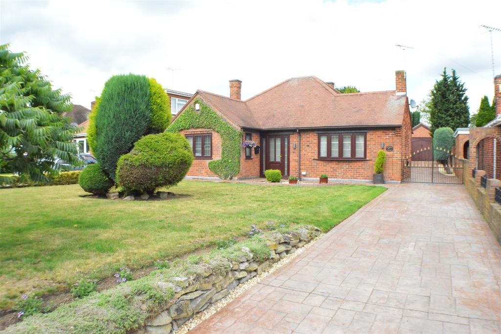 2 Bedrooms Detached Bungalow for sale in Church Road, Boughton, Newark