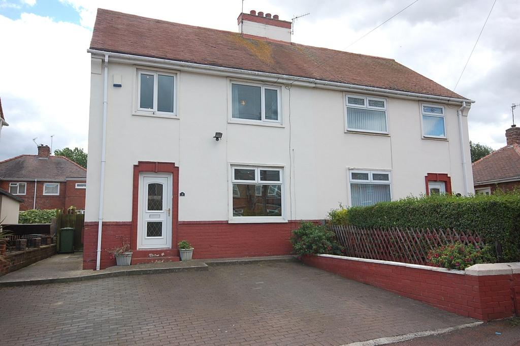 3 Bedrooms Semi Detached House for sale in Dunston