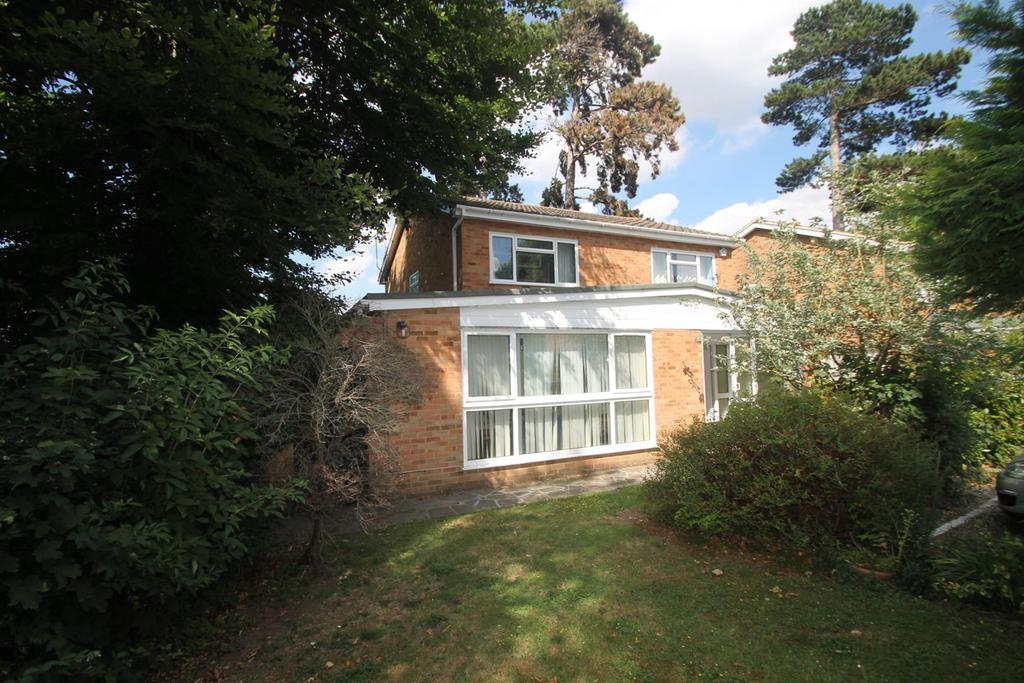 4 Bedrooms Detached House for sale in Elvington Close, Maidstone
