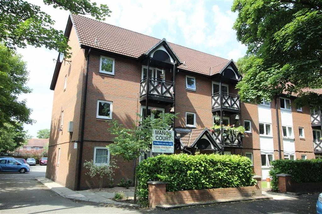 2 Bedrooms Retirement Property for sale in Manor Drive, Chorlton, Manchester