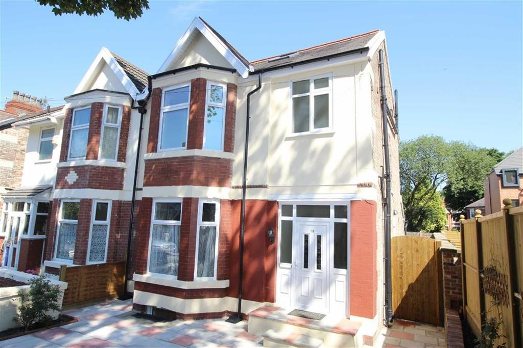 4 Bedrooms Semi Detached House for sale in Hazel Avenue, Whalley Range, Manchester