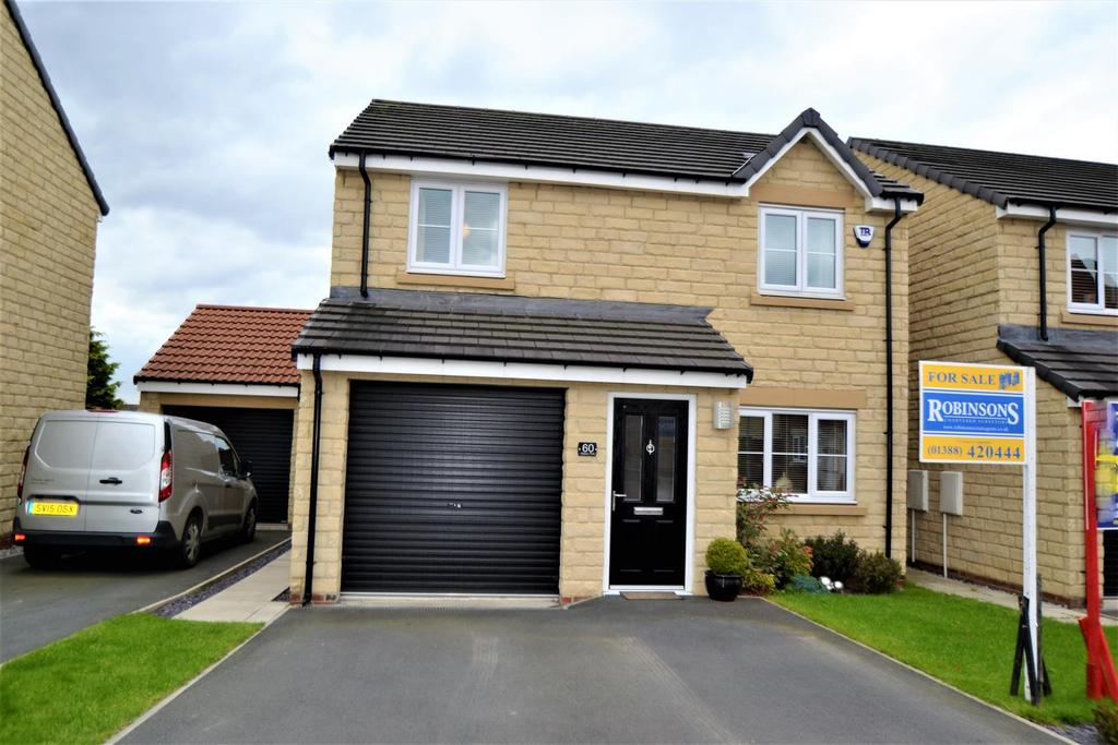 3 Bedrooms Detached House for sale in Watson Park, Spennymoor