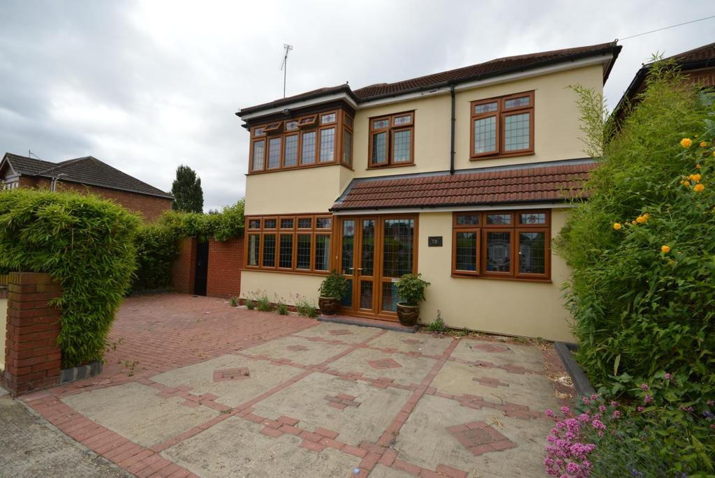 4 Bedrooms Detached House for sale in Albany Road, Hornchurch, Essex, RM12