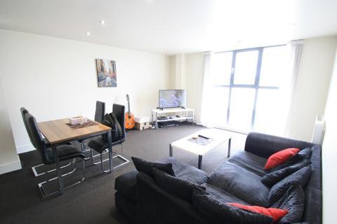 1 bedroom apartment to rent - INDIGO BLU, 14 CROWN STREET, HUNSLET ROAD, LEEDS, LS10 1EL