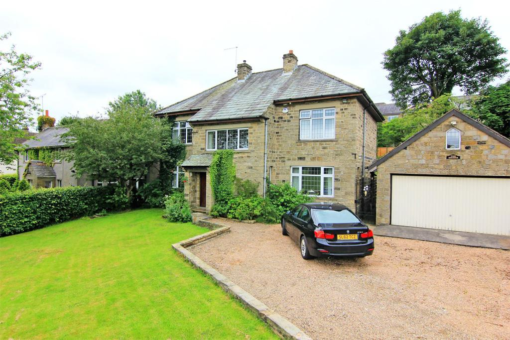 3 Bedrooms Detached House for sale in 51 Grassington Road, Skipton, North Yorkshire